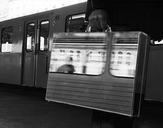 RuiCalcadaBastos8 #mirror #suitcase