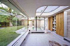 House IV by de bever architects #interiors #architecture #design