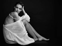 #HerWhite: Black and White Beauty Photography by Dmitry Bocharov