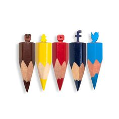 Amazing pencil art sculptures by Salavat Fidai