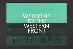 Tumblr #green #print #colour #typography