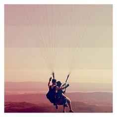 DesignersMX: UP HIGH by iam_timm #album art #parachute