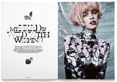 usedmag_01 #layout #magazine