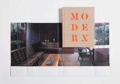 Inhouse #editorial #cover #jacket #modern #book #print