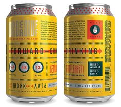 Bauhaus Brew Lab Cans