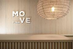 MOVE Yoga by Thomas Williams & Co. #photography #logo