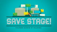 Dribbble - screen_shot_2012-04-30_at_4.02.53_pm.png by Brandon Land #stage #okc #center #land #illustration #brandon