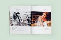 Magazine Layout Inspiration 1 #layout magazine