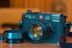 Leica M6 TTL + Summilux-M 50mm f/1.4 Ver 2