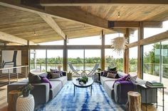 Far Pond house renovated by Bates Masi Architects - www.homeworlddesign. com (2) #architecture #interior design