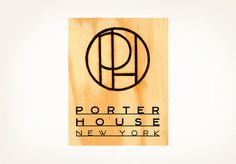 Porter House | Louise Fili Ltd #fili #louise