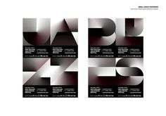 Best Awards Strategy Design and Advertising. / New Zealand Jazz & Blues Festival #jazz #design #graphic #poster