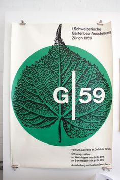 G59 – 1959 | Flickr - Photo Sharing! #graphic #swiss #design #poster