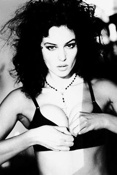 Black and White Fashion Photography by Ellen von Unwerth
