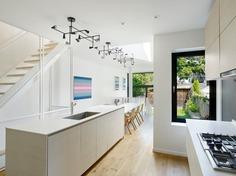 Victorian Era Home in Toronto Gets Two-Storey Modern Addition