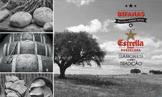 Estrella Damm (various) #design #graphic #advertising #type #decoration