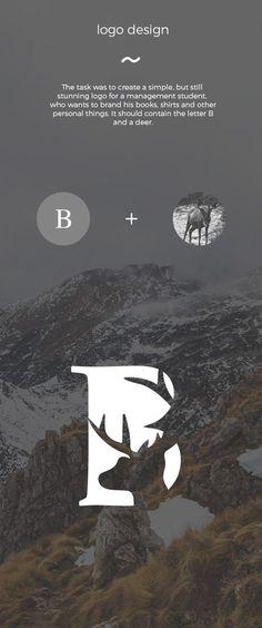 Logo Design B-Letter