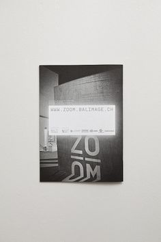 ZOOM – Basle Film Festival & Film Prize ° Identity on the Behance Network