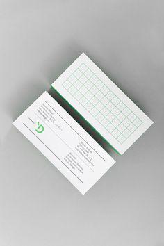 Yoshida Design - Lundgren+Lindqvist #letters #id #card #identity #paper