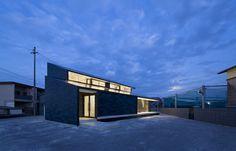 House in Nyugawa by Hayato Komatsu Architects #architecture