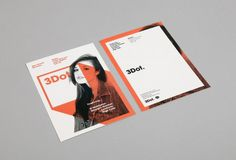 3Dot. Records Branding - She Was Only #stationary #branding #flyer #printing #logo