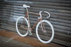 olsthoorn cycles copper 5 #copper #fixie #bicycle