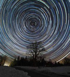 Smeared Sky by Matt Molloy #inspiration #photography #landscape