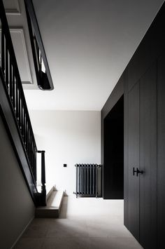 Old Town House Rebuilt and Renovated by JUMA Architects