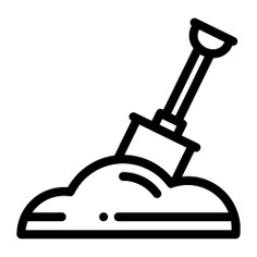 See more icon inspiration related to shovel, soil, garden, ground, farm, earth, farming and gardening, construction and tools and gardening on Flaticon.