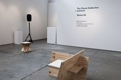 The Turner Collective | Arcademi #wood #installation