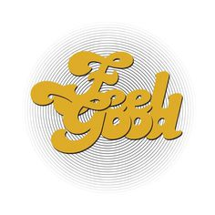 Feel Good Chocolates on the Behance Network #logo #feel #good #typography
