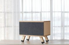 Credenza by Chuck Routhier #furniture #design #credenza
