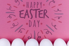 Happy easter day Free Psd. See more inspiration related to Mockup, Template, Typography, Spring, Celebration, Happy, Font, Holiday, Mock up, Easter, Drawing, Religion, Egg, Calligraphy, Lettering, Traditional, View, Up, Day, Top, Top view, Cultural, Tradition, Streamer, Mock, Seasonal and Paschal on Freepik.