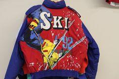 INMYLIFETIMENYC: August 2010 #jacket #vintage #ski