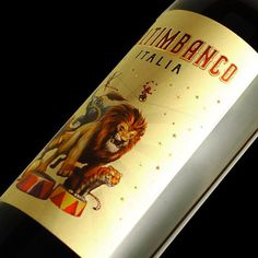lovely package saltimbanco 3 #circus #wine #bottle
