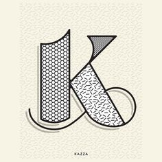 Monograms on Behance #lettering