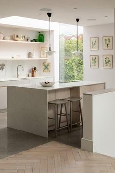 Kitchen Refurbished, Fraher and Findlay