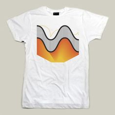 Dissimilar Tee by Com Truise | Clothing | The Ghostly Store #com #tshirt #truise #tee