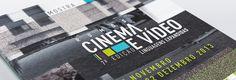 Rumos Cinema e Vídeo #branding #brasil #color #design #brand #cine #sao #desconstruction #logo #logotype #desconstruã§ã£o #ita㺠#video #megalodesign #mostra #megalo #brazil #paulo #itau #rumos #cinema