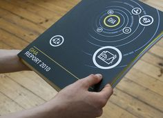 GHA Brand Alignment / Website / Infographic Series on Behance #brochure