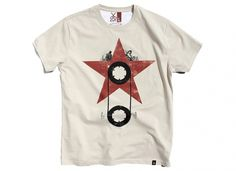 KAFT Design - ON THE STARSÂ Tshirt #jim #clothing #cassette #morrison #design #tshirt #alchole #star #tee