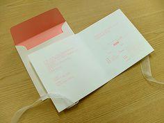 wedding invitation : d note #wedding #nvitation #typography