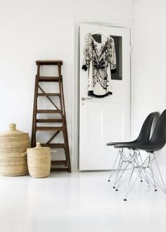 Ellmania #interior #chair #design #ladder #decoration #eames