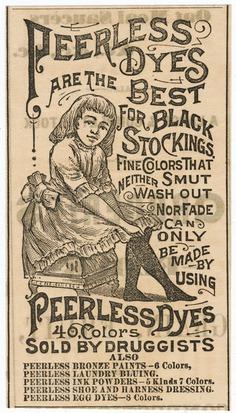 Peerless Dyes | Sheaff : ephemera