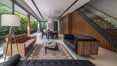 Sunny Side House by Wallflower
