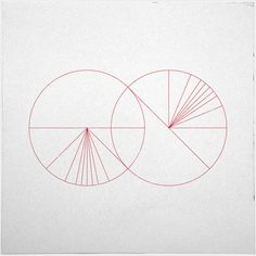 #419 Focus – A new minimal geometric composition each day