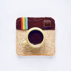 Creative Food Art by Daryna Kossar - JOQUZ #photography #food #instagram