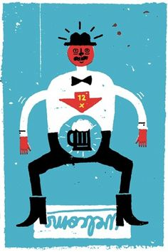 benoit tardif - Google Images #tardif #beer #illustration #benoit