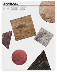 All sizes | Approved Poster | Flickr - Photo Sharing! #wood #poster #texture