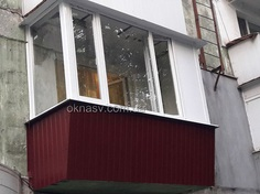 Balconies   turnkey   Prices   Balcony   Krivoy Rog